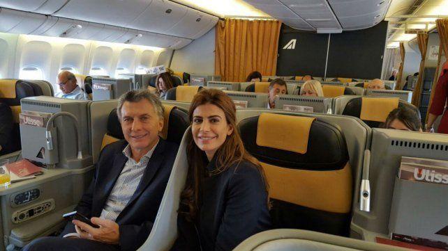 Macri ya está en Roma para reunirse con el Papa