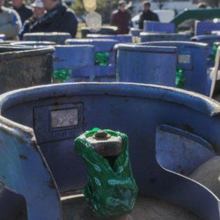 esta semana continua la venta de garrafas de gas a precio diferencial