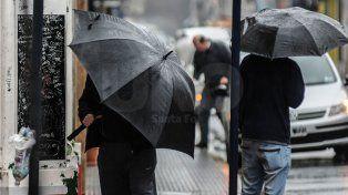 rige un alerta a corto plazo por lluvias intensas que abarca a la ciudad