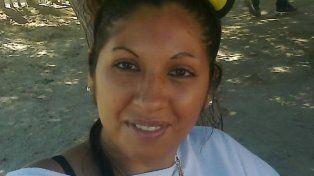 Tenía 28 años. Estaba embarazada de tres meses. El hombre que la mató se llama Ariel Coria y está prófugo.