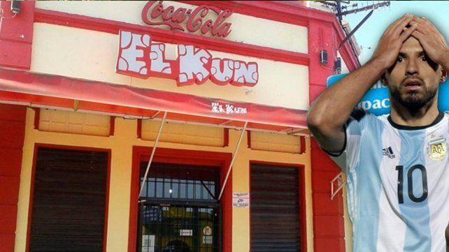 La venganza del dueño de la ex sandwichería El Kun para Agüero