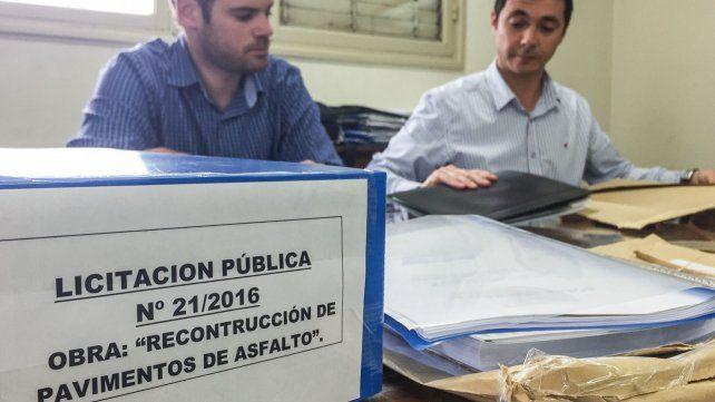 Se licitaron trabajos para reparar pavimentos de asfalto en el norte de la ciudad