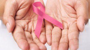 Concientizan sobre el cáncer de mama