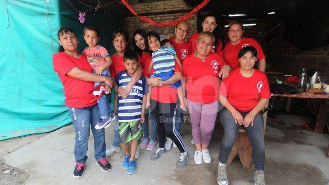 Madres Santa Rosa Voluntarias: 17 ejemplos de solidaridad diaria