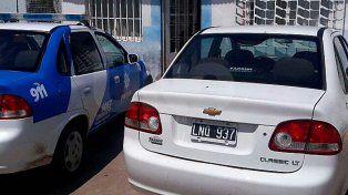 Detuvieron a tres violentos delincuentes armados que robaron a madre e hija