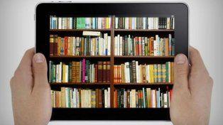 Detuvieron a un hombre que subió miles de libros a internet