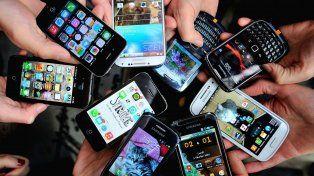 On line. A través de un registro, los comercios deberían informar las compras y ventas de celulares