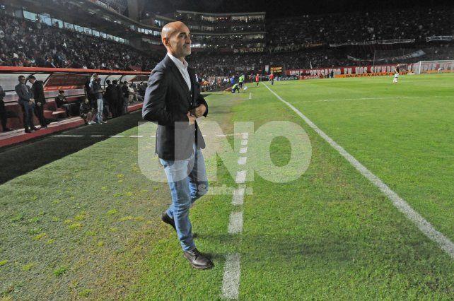 Montero reconoció los errores del equipo y además sostuvo que dejaron escapar puntos ante un rival directo.