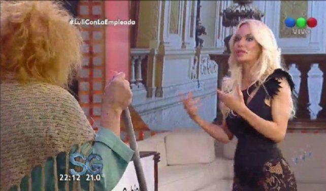 Luciana Salazar le confesó cuánto pesa a Susana Giménez: la polémica explotó en las redes