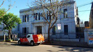 Falsa amenaza de bomba en la oficina de la EPE