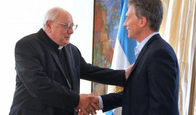 Tras la visita de Macri al Papa, Arancedo destacó la relación madura entre el Gobierno y la Iglesia