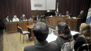 La primera jornada del juicio oral por la causa de la muerte de la niña en 2013.
