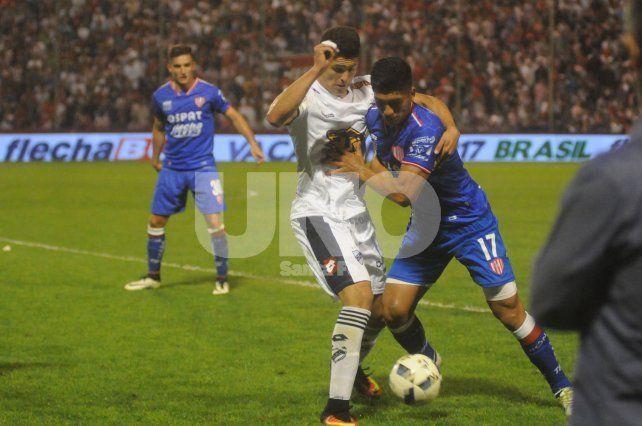 Unión no supo ganarlo y terminó empatando 1-1 con Quilmes