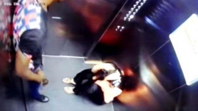 VIDEO: Detienen al futbolista colombiano Hanyer Mosquera por pegarle a su esposa
