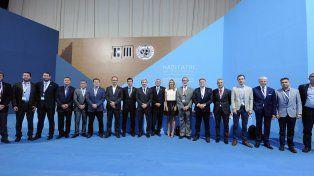 El intendente José Corral integra la comitiva argentina en la  Tercera Cumbre de Vivienda y Urbanismo de la Organización de las  Naciones Unidas (ONU) Hábitat III.
