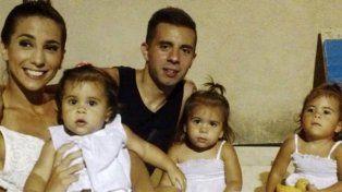 El escandaloso video de las hijas de Cinthia Fernández que desató la polémica