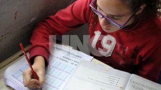 Hubo una alta participación en las primeras pruebas Aprender