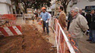 Etapas. La ciudad amplió la red de gas natural en diferentes barrios. Ahora es el turno de Cabal.