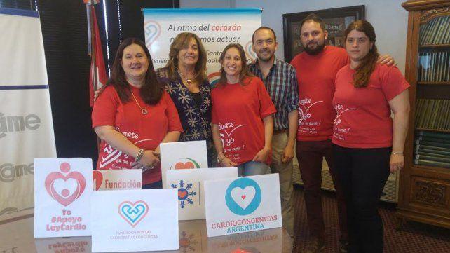 Presentaron el proyecto de ley para la detección temprana de cardiopatías congénitas