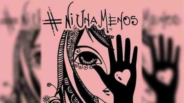 La artista detrás del retrato que se volvió un emblema de #NiUnaMenos