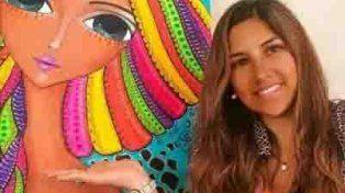{altText(La artista cordobesa, quien fue convocada para la realización de la imagen de una nueva marcha de mujeres bajo el lema #NiUnaMenos.,La artista detrás del retrato que se volvió un emblema de #NiUnaMenos)}