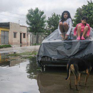 se renovo el alerta por lluvias fuertes que abarca a la ciudad de santa fe