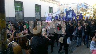 #NiUnaMenos: las mujeres vuelven a las calles de Santa Fe en rechazo a la violencia de género