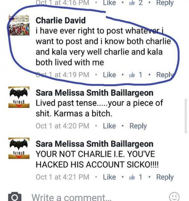 Pareja desapareció hace dos meses y lo que está pasando en sus cuentas de Facebook tiene aterrados a sus familiares