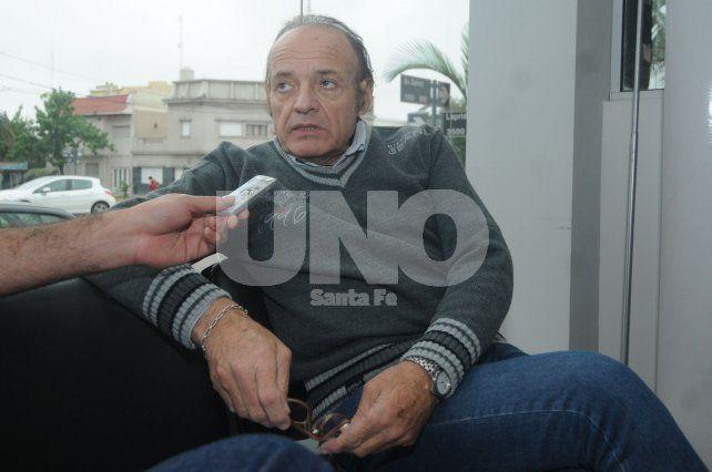 En Diario UNO. Jorge