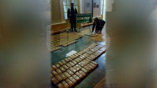 Secuestraron más de 200 kilogramos de marihuana en la ciudad de Reconquista