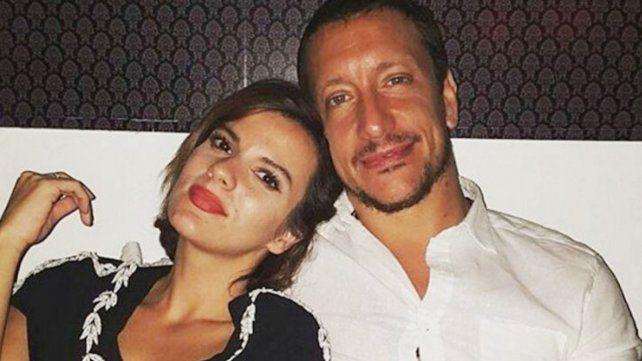 Una emotiva declaración de amor de Nico Vázquez a Gime Accardi
