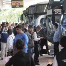 Transporte de larga distancia: aumentaron los servicios a Buenos Aires y Córdoba