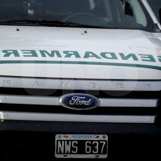 detuvieron a dos delincuentes que agredieron a una suboficial de gendarmeria