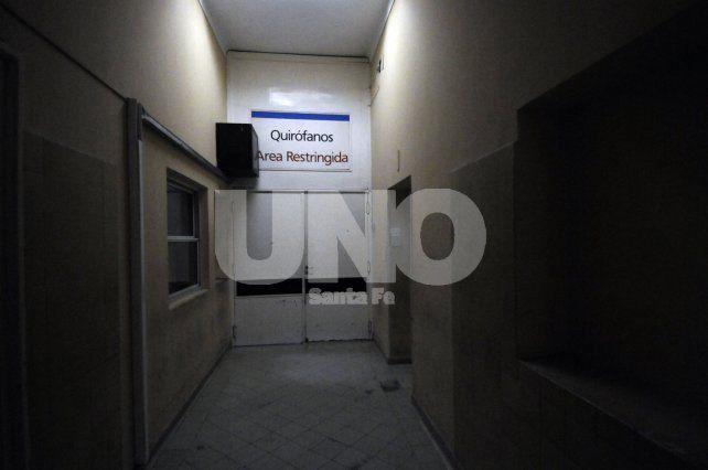 Nardoni fue trasladado al hospital Cullen