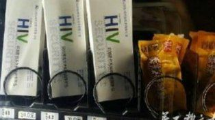 Venden test de VIH en máquinas expendedoras en una universidad China