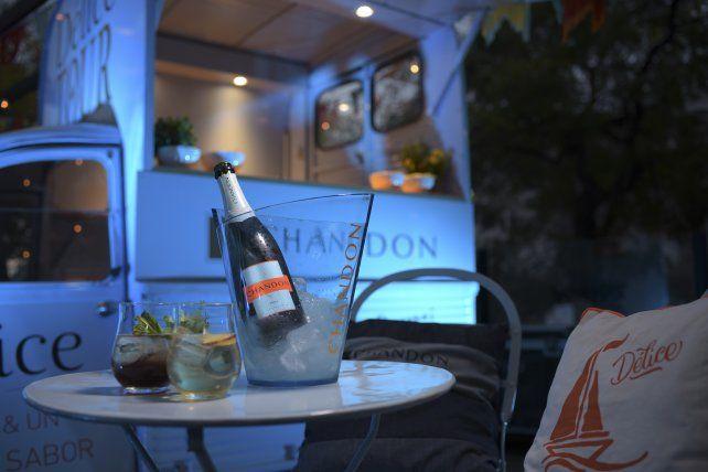 Chandon presentó una nueva edición del Délice Tour