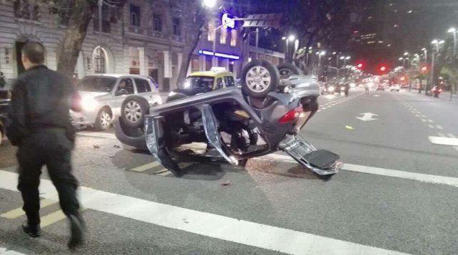 Un alto funcionario del Gobierno chocó en un auto oficial