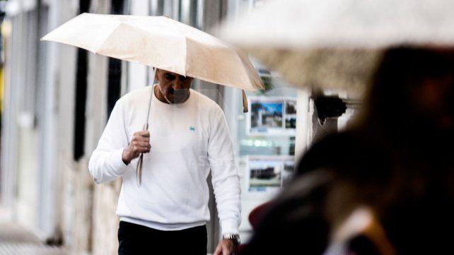 Rige un alerta por tormentas fuertes que abarca a toda la provincia de Santa Fe