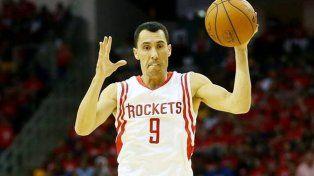 A horas del inicio de una nueva temporada de la NBA, Houston decidió cortar a Prigioni