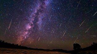 Se viene la lluvia de estrellas: ¿cómo hacer para ver el fenómeno?