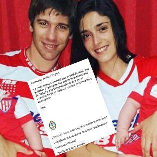 nacion recibio el pedido de la mama sancarlina:  me pone muy contenta