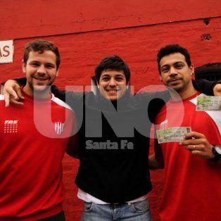 copa argentina: a buen ritmo comenzo la venta de entradas para el partido entre union y river