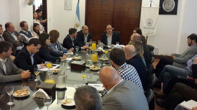 Corral destinará el 43% del presupuesto 2017 a obras para la ciudad