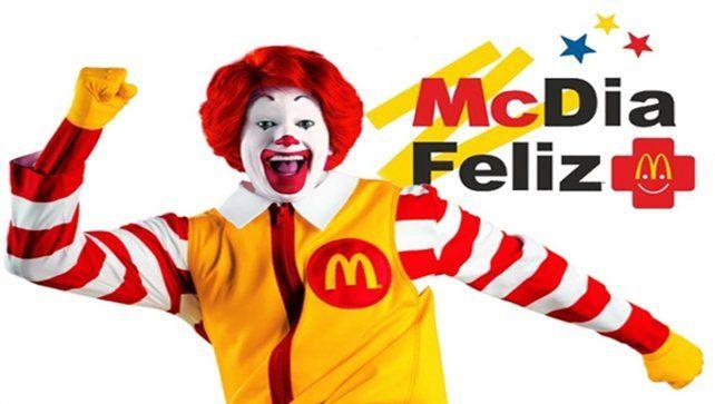 El Viernes 11 de noviembre llega el Día McFeliz