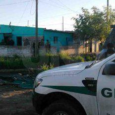 Se realizaron 12 allanamientos en Barranquitas con detenidos y armas secuestradas