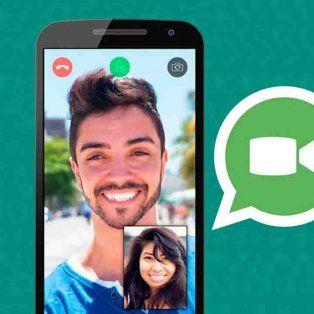 como hacer videollamadas en whatsapp