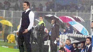 Un partido italiano se suspendió unos minutos por un sismo