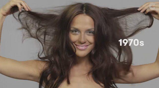 Viral: un video resume la belleza argentina a lo largo de 100 años