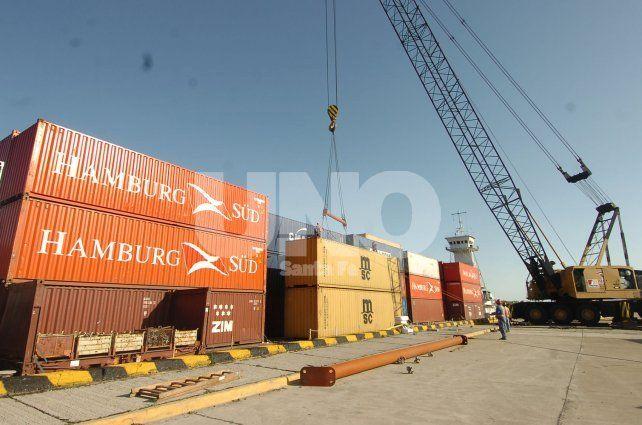 Las importaciones por aduanas de la provincia crecieron un 62,3%