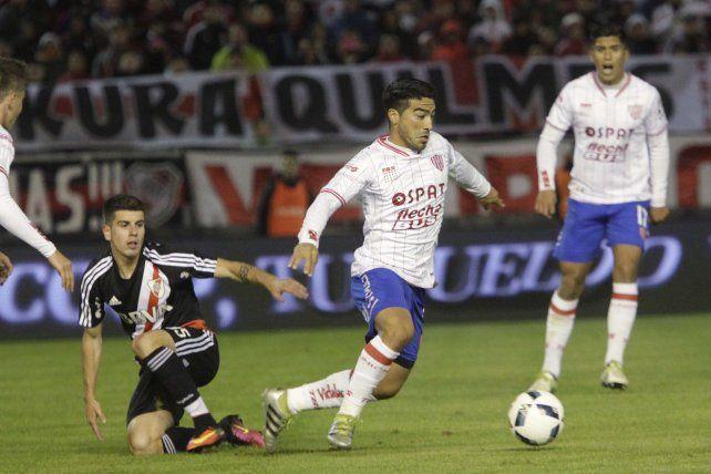 Unión perdió 3 a 0 con River y quedó afuera de la Copa Argentina